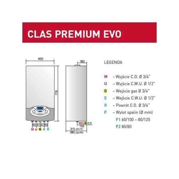 Clas premium evo 24 eu dwufunkcyjny for Clas premium evo eu