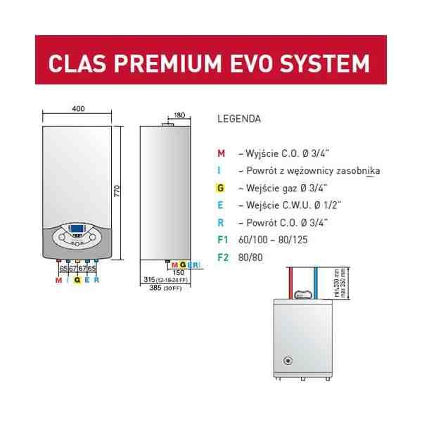 clas premium evo system 24 eu jednofunkcyjny