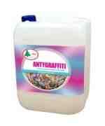 ANTYGRAFFITI – środek do powierzchniowego zabezpieczania przed graffiti