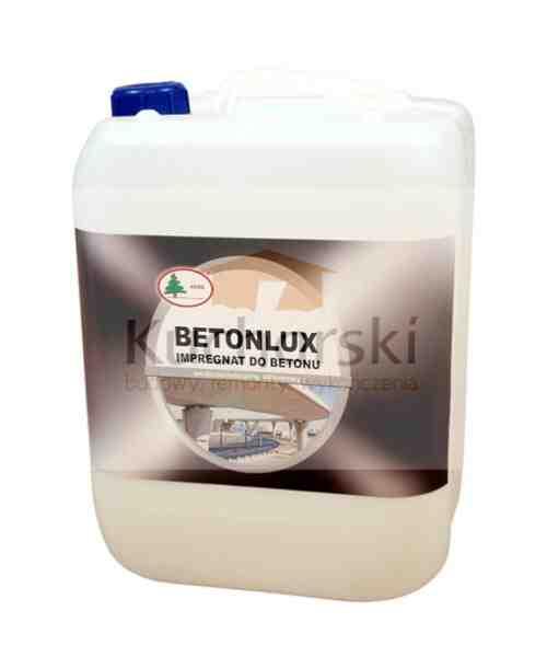 BETONLUX – ochronno dekoracyjny impregnat do betonu i kostki brukowej