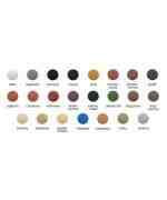 AKSILBET farba do betonu i ogrodzeń betonowych – kolory podstawowe i metaliczne