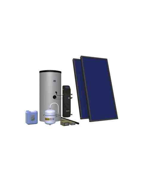 Zestaw Solarny Hewalex 2 Tlpac-200 (Ks2100)
