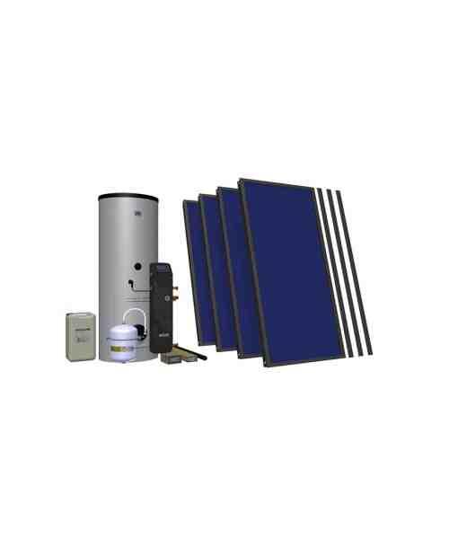 Zestaw Solarny Hewalex 4 Tlpam-400