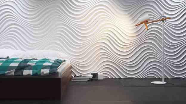 Panel Dekoracyjny ścienny 3d Dunes Curled Sklep