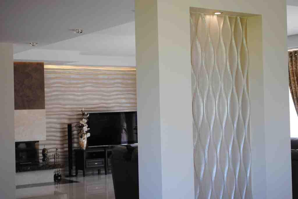 Panel Dekoracyjny ścienny 3d Dunes Hourglass Sklep
