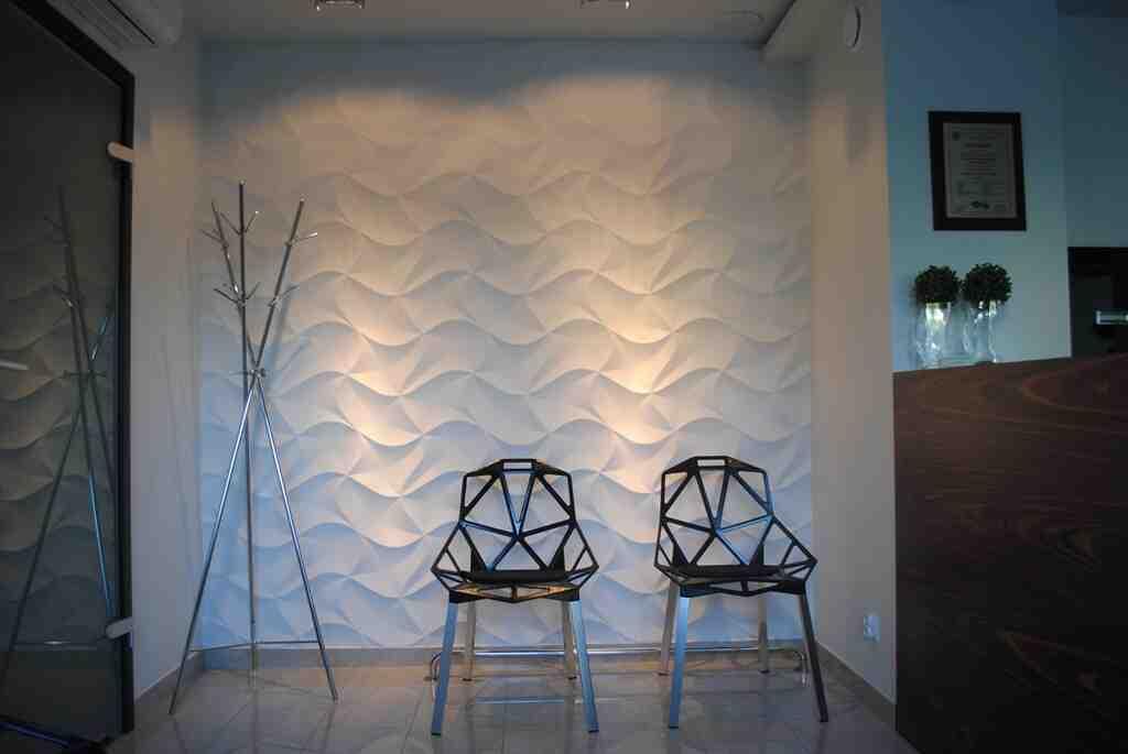 Panel Dekoracyjny ścienny 3d Dunes Origami Sklep