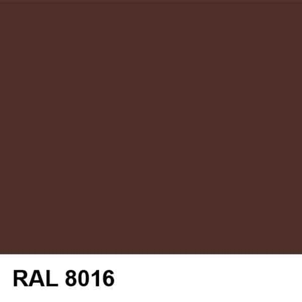 RAL 8016