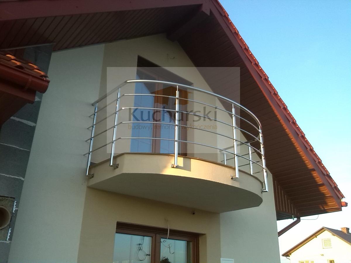 barierka na balkon