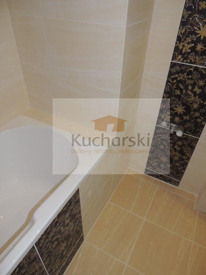 Remont łazienki - cersanit trawertino 04