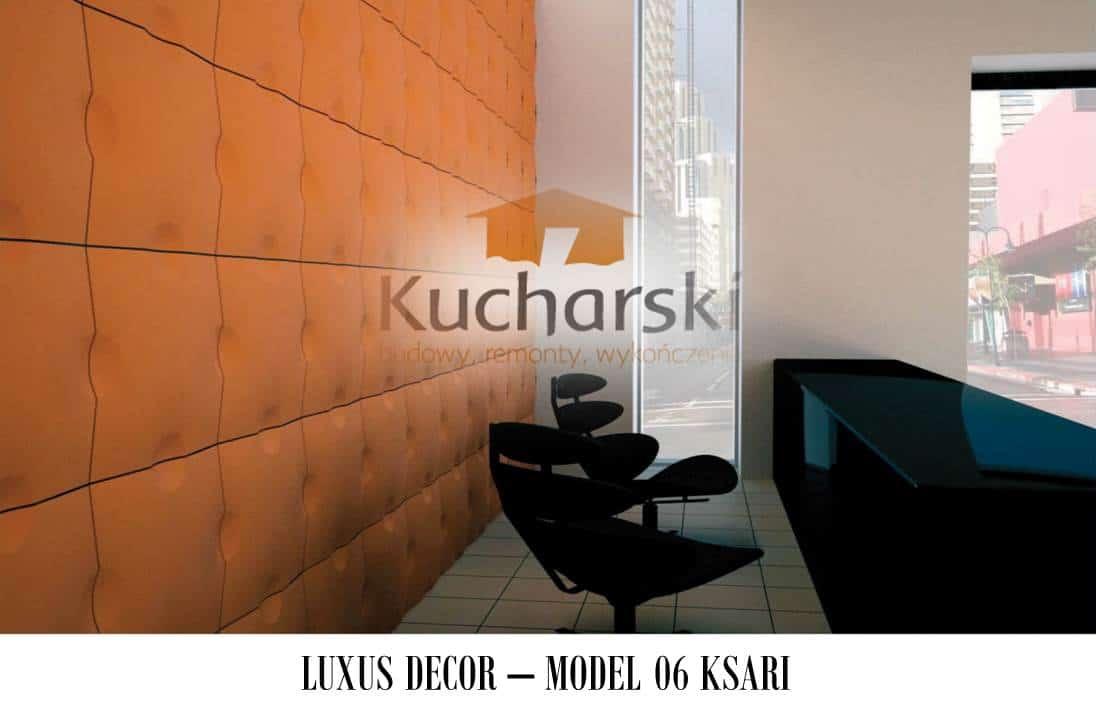 Luxus Decor - Kolekcja 2013 - Model 06- Ksari - Panel dekoracyjny ścienny 3D