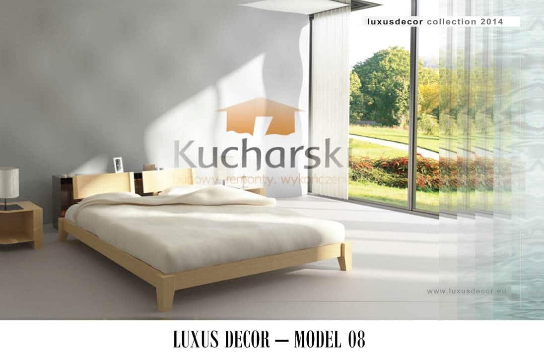 Luxus Decor - Kolekcja 2014 - Model 08 - Panel dekoracyjny ścienny 3D