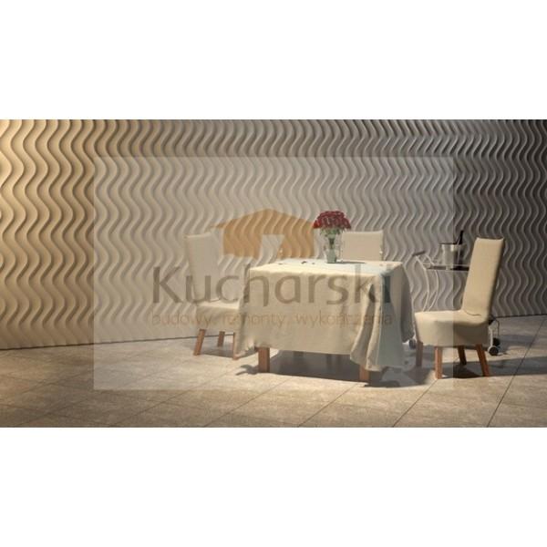 Panele dekoracyjne 3D Dunes Groovy