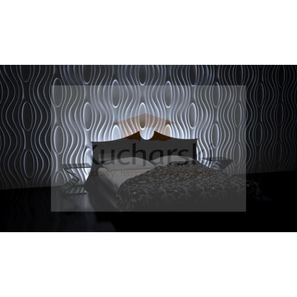 Panele dekoracyjne 3D Dunes Monroe