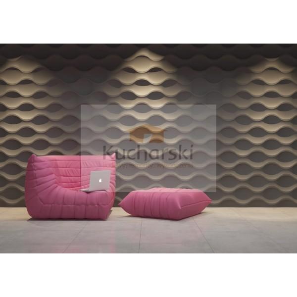 Panele dekoracyjne 3D Dunes Sinus