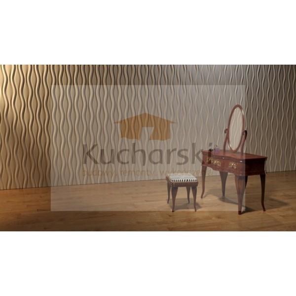 Panele dekoracyjne 3D Dunes Rolling