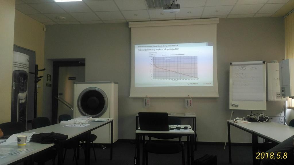 Szkolenie Szkolenie - Junkers Bosch Compress 7000i AW 1