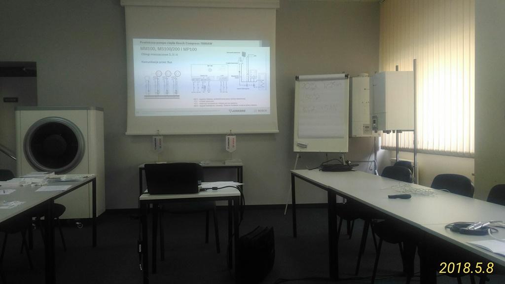 Szkolenie Szkolenie - Junkers Bosch Compress 7000i AW 2