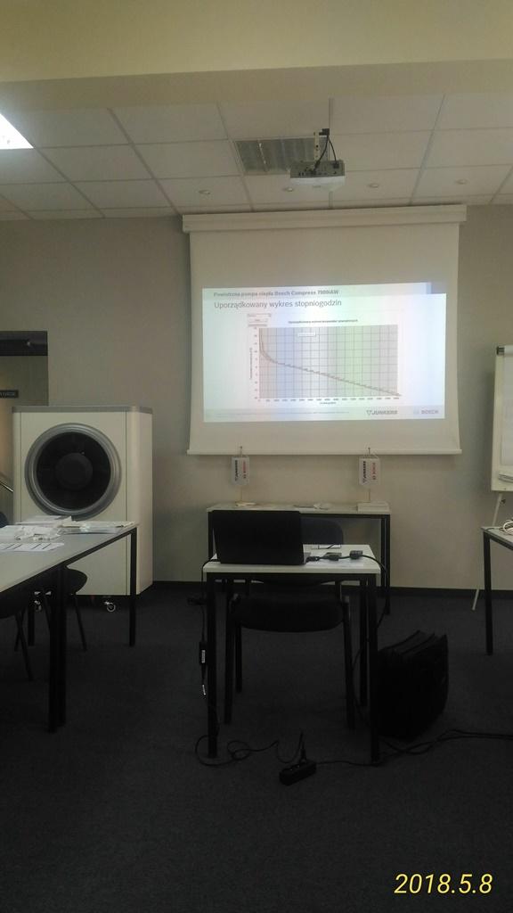 Szkolenie Szkolenie - Junkers Bosch Compress 7000i AW 3