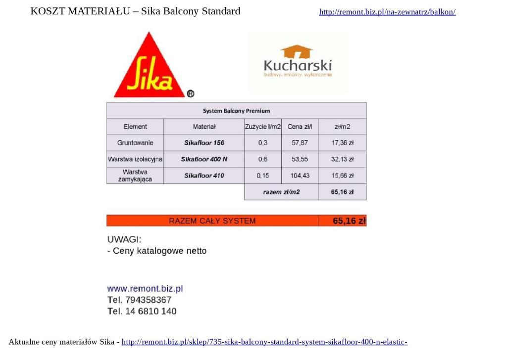 Porównanie cen naprawy balkonu i tarasu 05