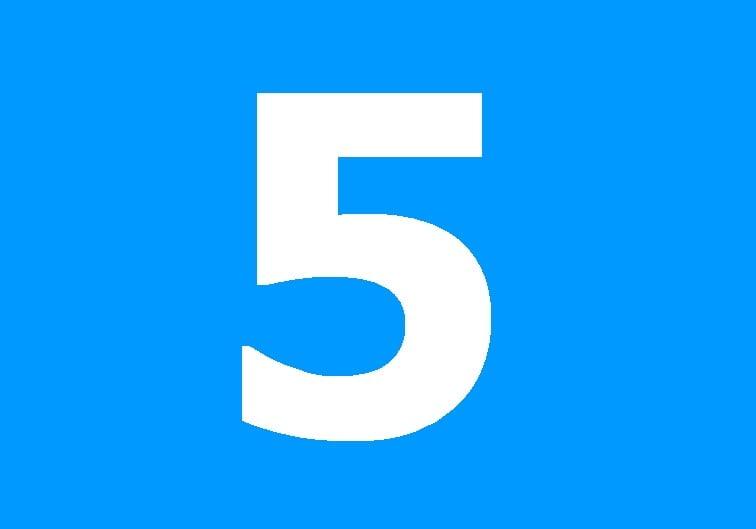 5-niebieski