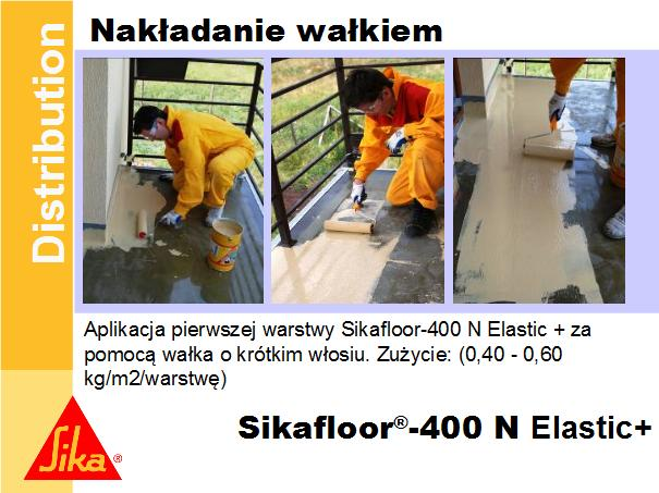 Instrukcja naprawy balkonu lub tarasu w systemie Sika