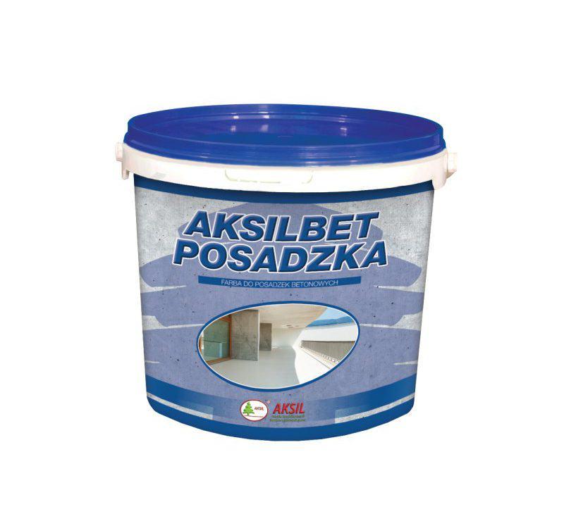 Test: AKSILBET POSADZKA farba do posadzek betonowych