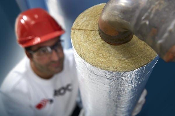 Izolacja przewodów instalacji grzewcze