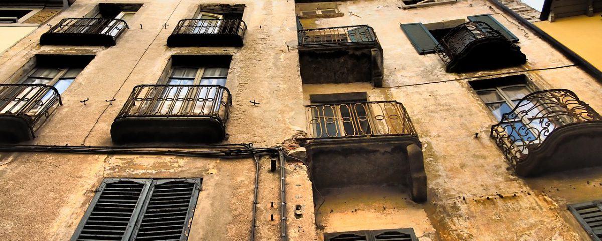 Letnie odnawianie balkonu