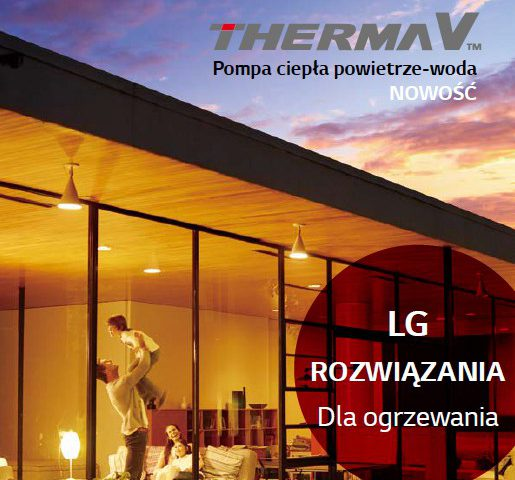Katalog - Pompy ciepła LG Therma V