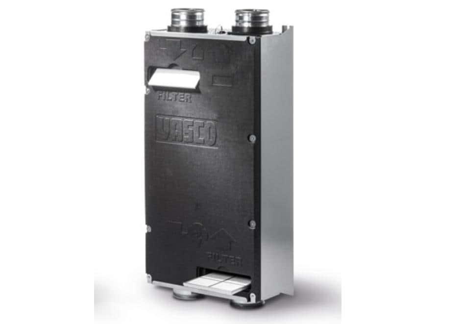 Rekuperator z dostępem do filtrów