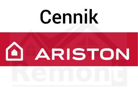 Cennik Ariston