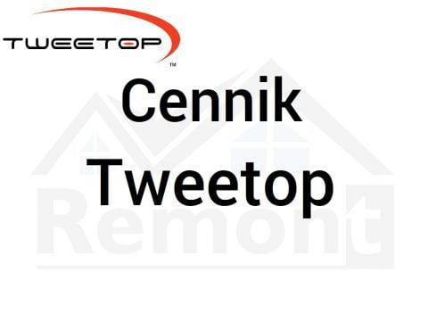 Cennik Tweetop