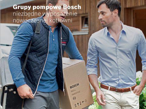 Grupy pompowe Junkers - Bosch