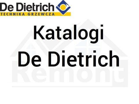 Katalogi De Dietrich