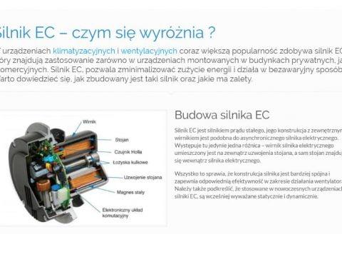 Silnik EC – czym się wyróżnia