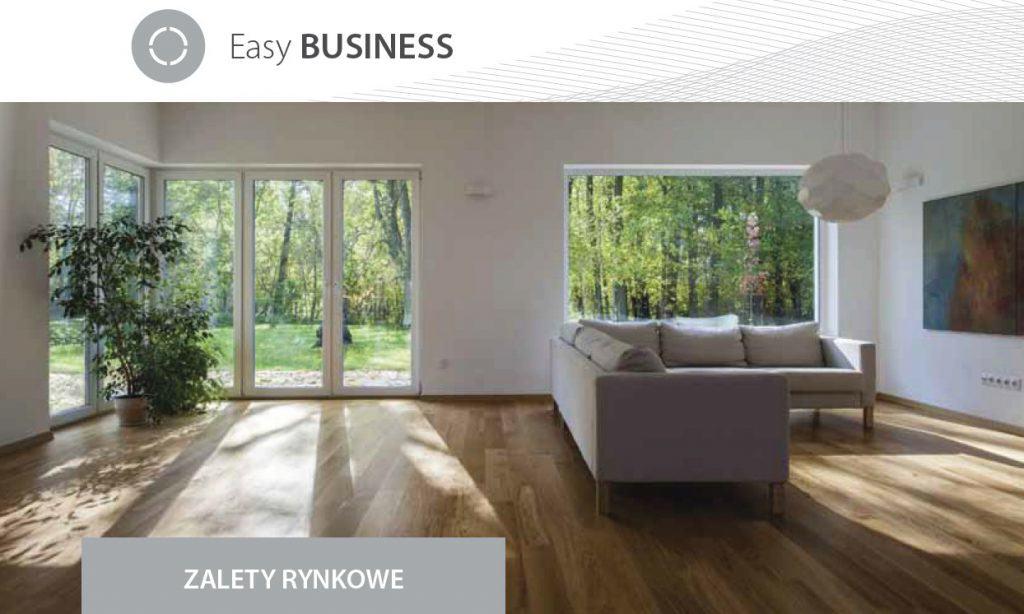 Zalety duplex easy