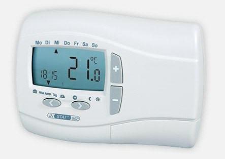 Termostat pokojowy typu INSTAT 868R