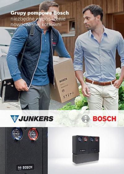 Grupy pompowe Bosch