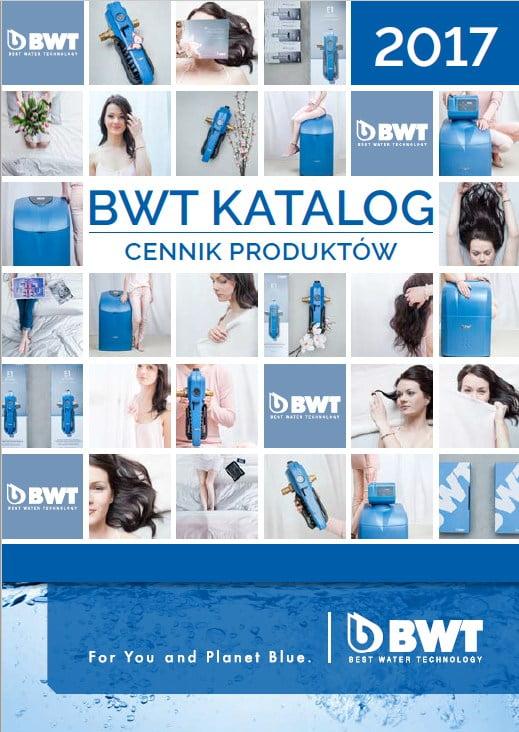 BWT katalog - cennik 2017