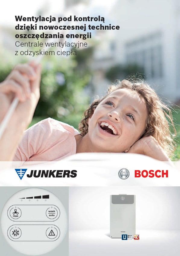 Centrale wentylacyjne - Junkers Aerastar Comfort