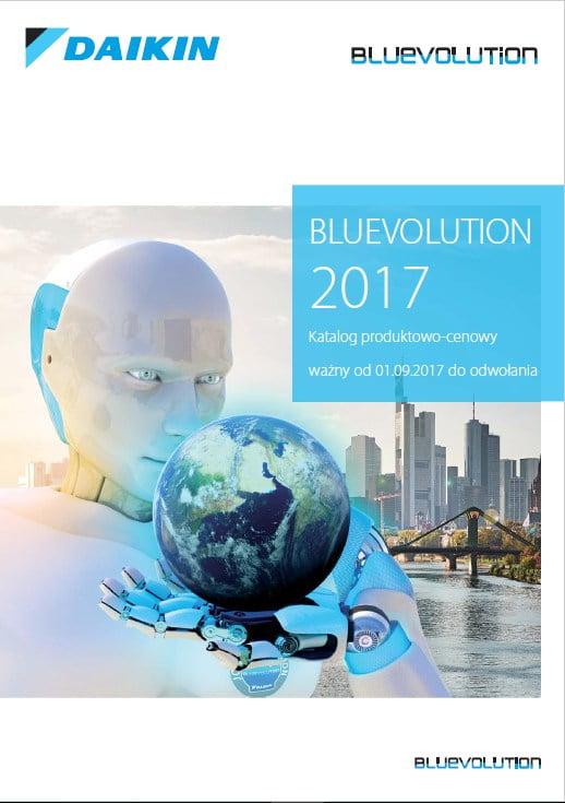 DAIKIN Cennik Bluevolution 2017