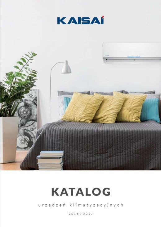 Kaisai - katalog urządzeń klimatyzacyjnych - 2016-2017