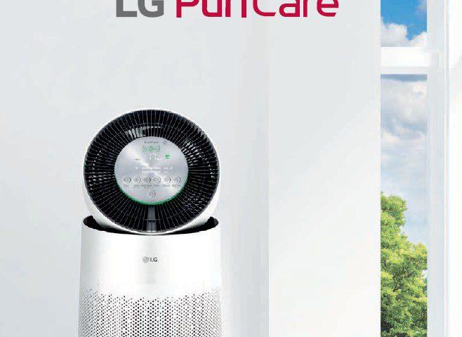LG PuriCare - oczyszczacz powietrza