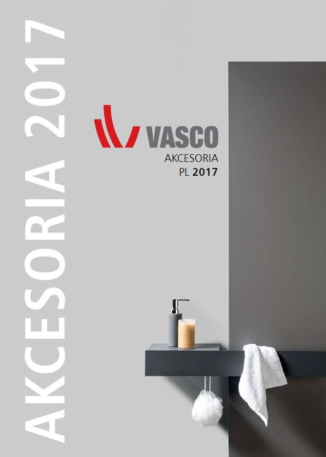 Vasco cennik produktów - grzejniki akcesoria ( 2017 )