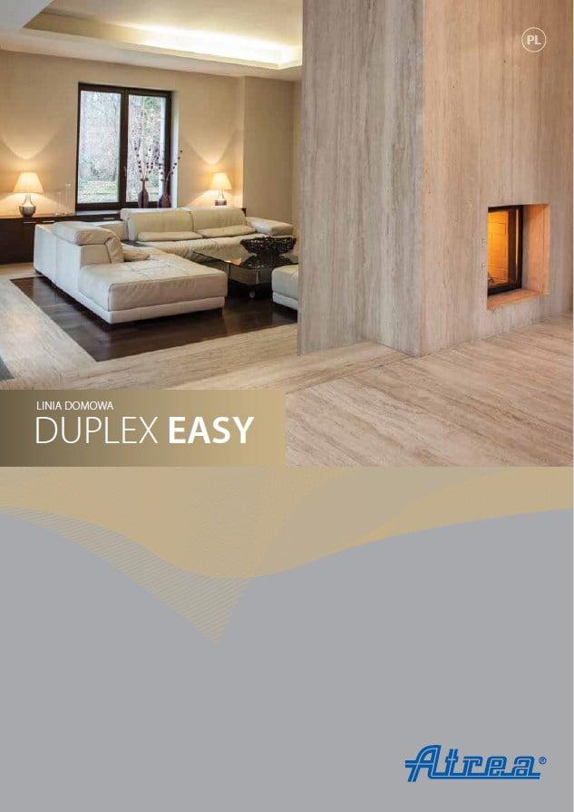 Duplex Easy - Katalog