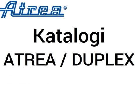 Katalogi Atrea - Duplex