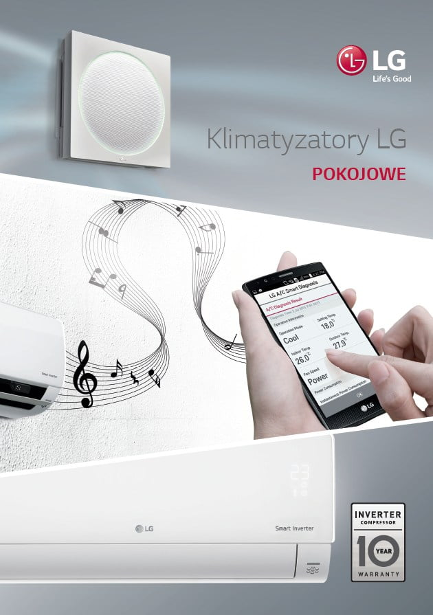 LG Katalog - Klimatyzatory Split 2016