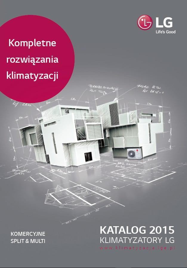 LG Katalog - Klimatyzatory komercyjne 2015