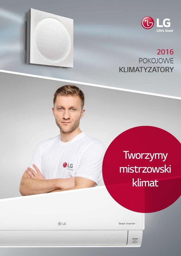 LG Katalog - LG Klimatyzatory Pokojowe Split 2016