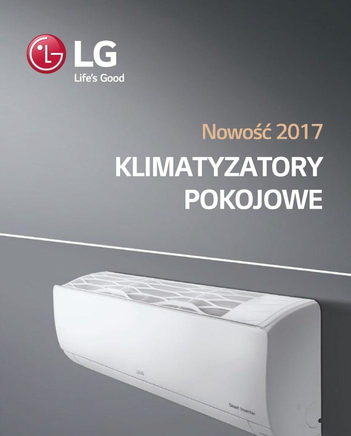 LG Katalog - LG Klimatyzatory pokojowe 2017